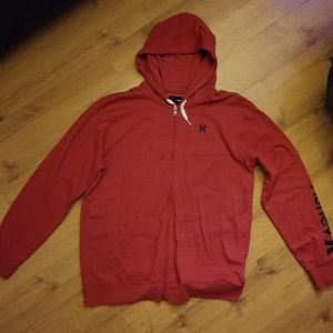 Hurley Men's Hooded Jacket